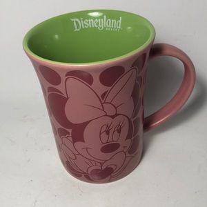 Disneyland Resort Mug Coffee Cup Minnie Mouse